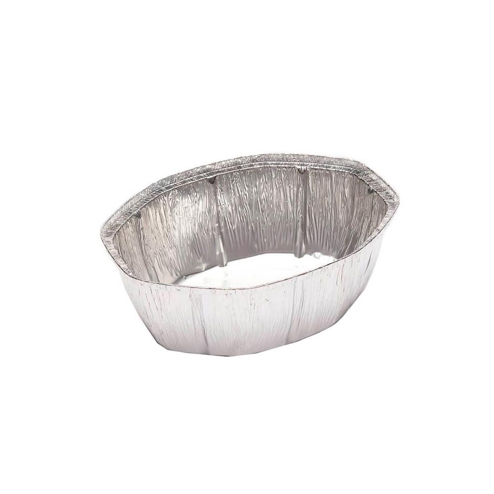 Envase de Aluminio Oval...