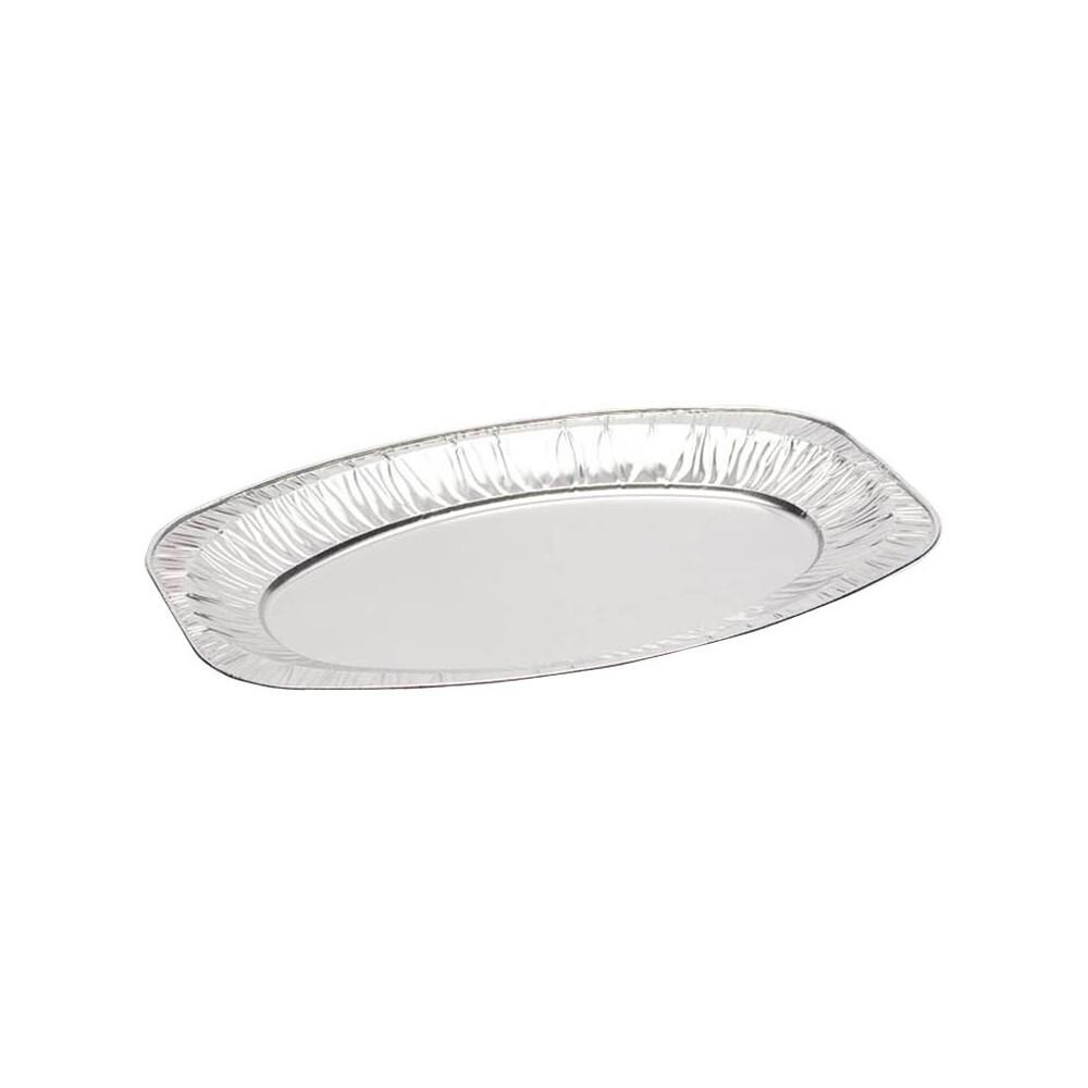 Bandeja aluminio ovalada...
