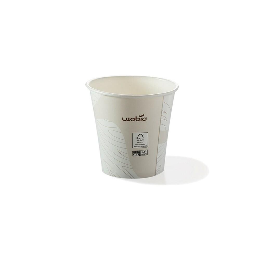 Vaso café biodegradable 180...