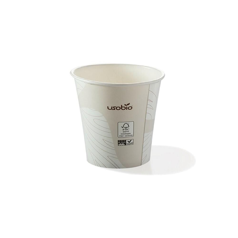 Vaso café biodegradable 240...