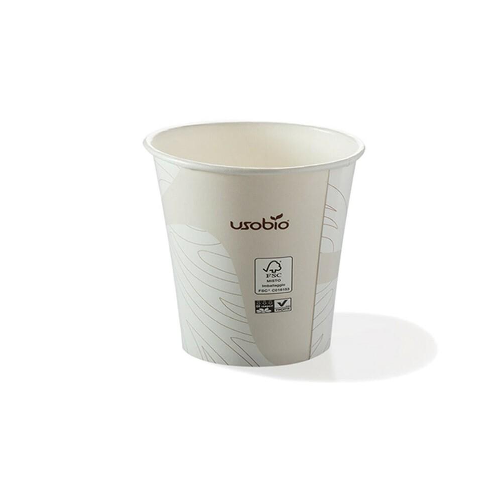 Vaso café biodegradable 360...