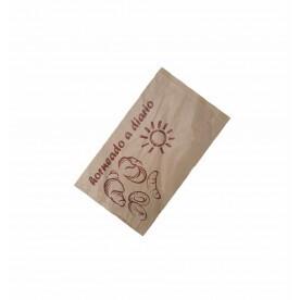 Bolsa papel kraft bollería...