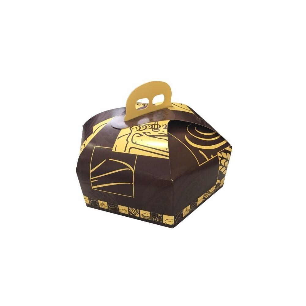 Caja tarta hexagonal Ø32cm...