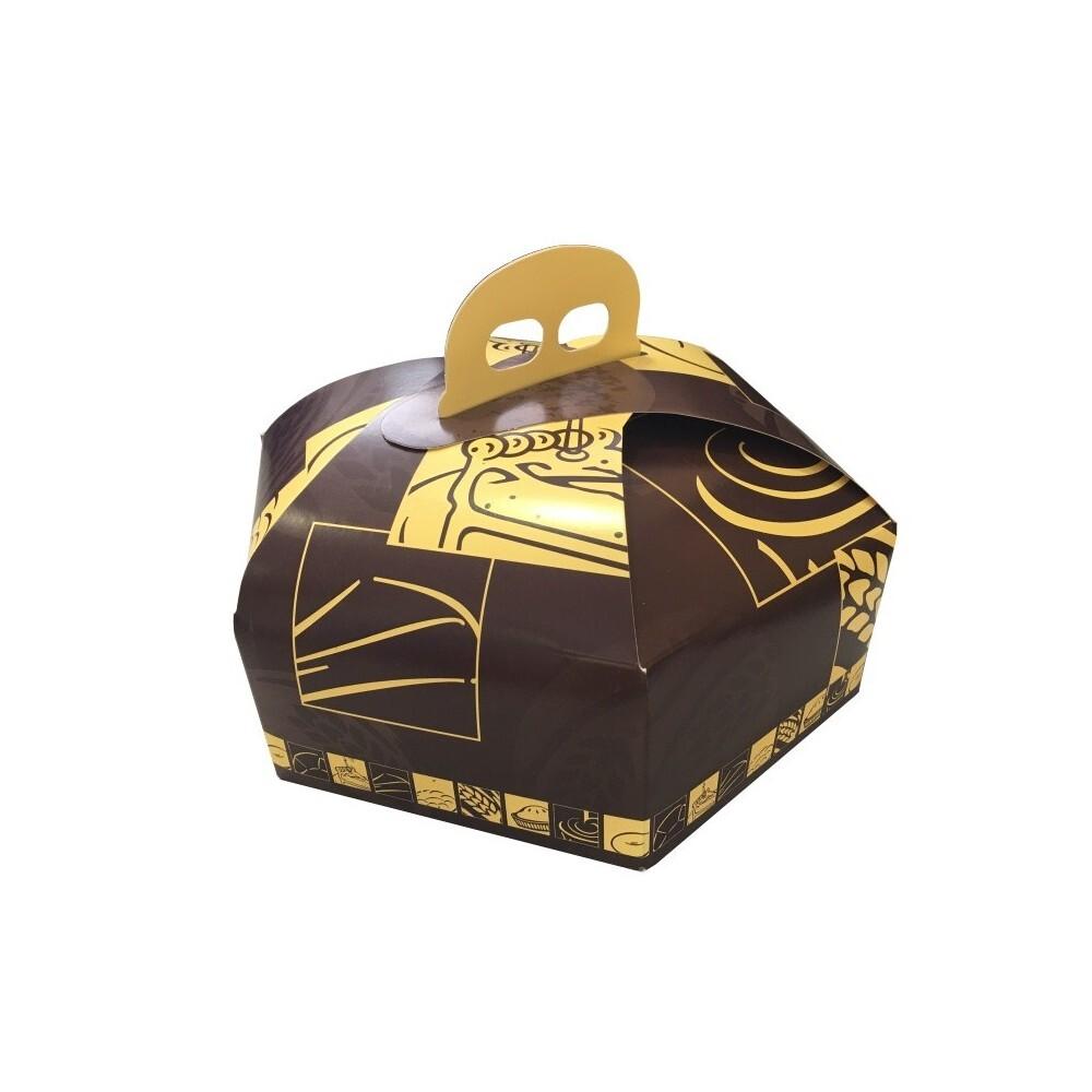 Caja tarta hexagonal Ø36cm...