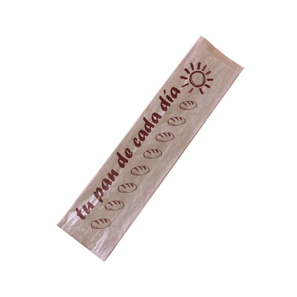 Bolsa papel kraft 2 barras...