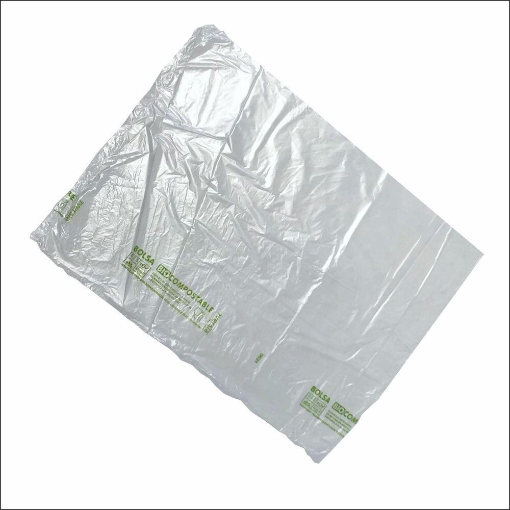 Bolsa block bio compostable...