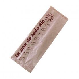 Bolsa papel kraft 4 barras...