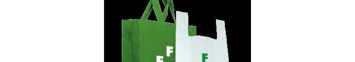 Bolsas personalizadas para farmacia. Envío GRATIS
