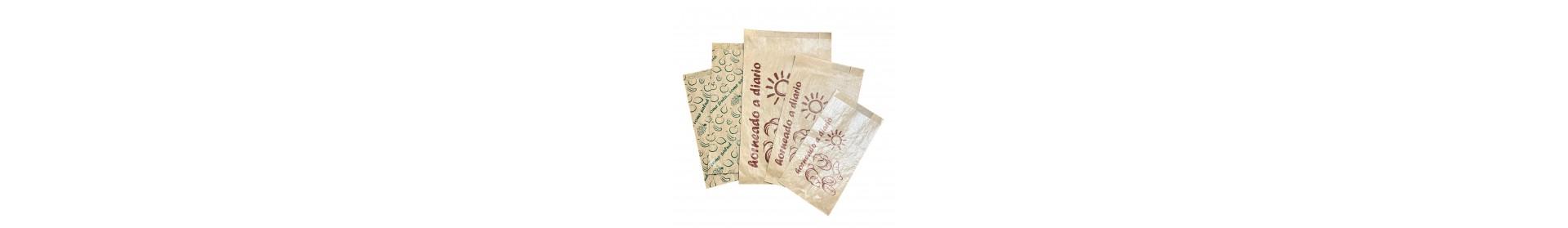 Bolsas de papel para bollería